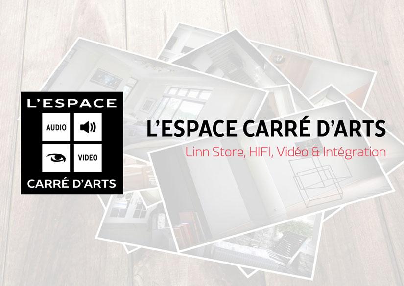 Intro 2017 - Motion design / Montage vidéo - L'Espace Carré d'Arts - Tsukimori / Kevin Barbier - Infographiste
